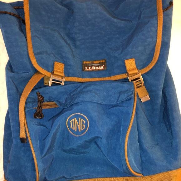 Eddie Bauer Knapsack Style Backpack